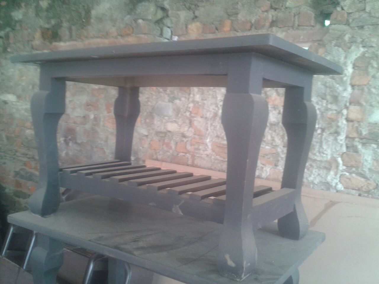TEA-TABLE