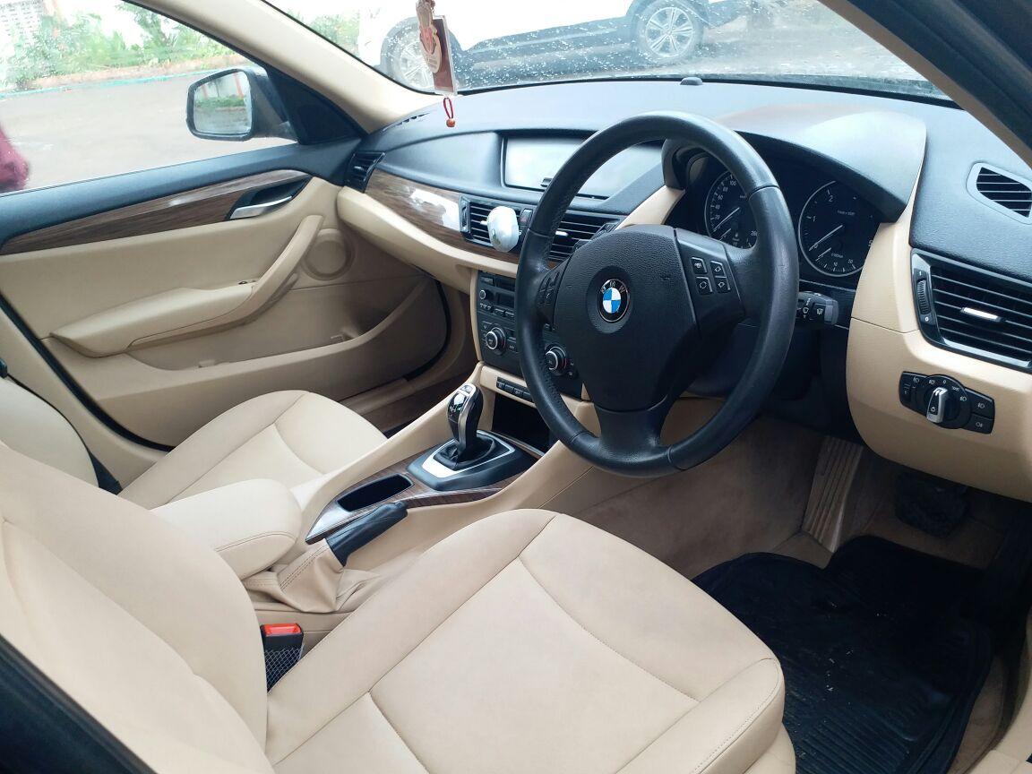 BMW XL 2014