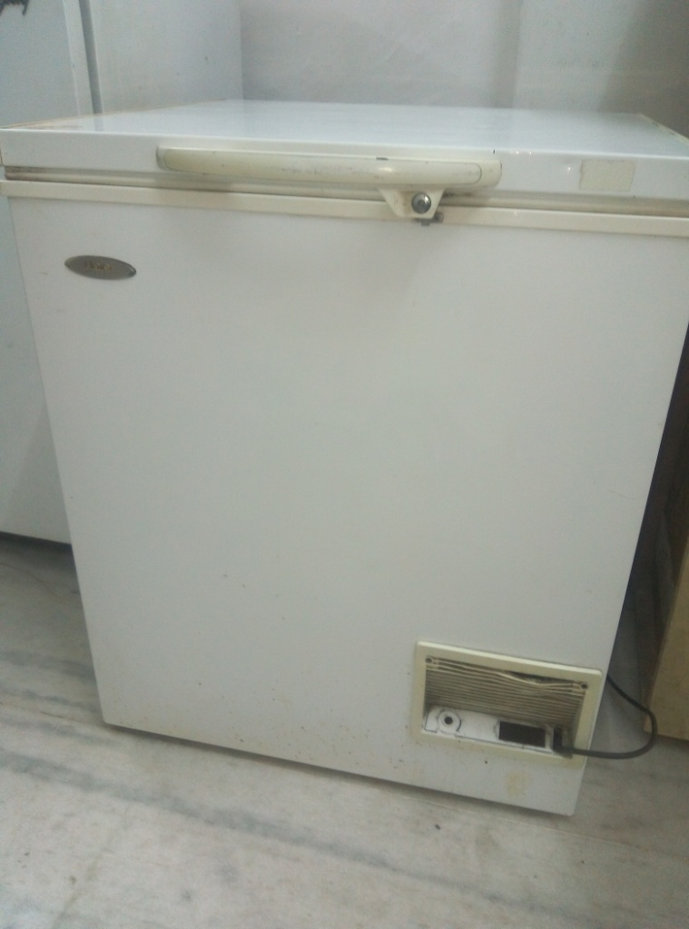 USED 200LTR DEEP FREEZER