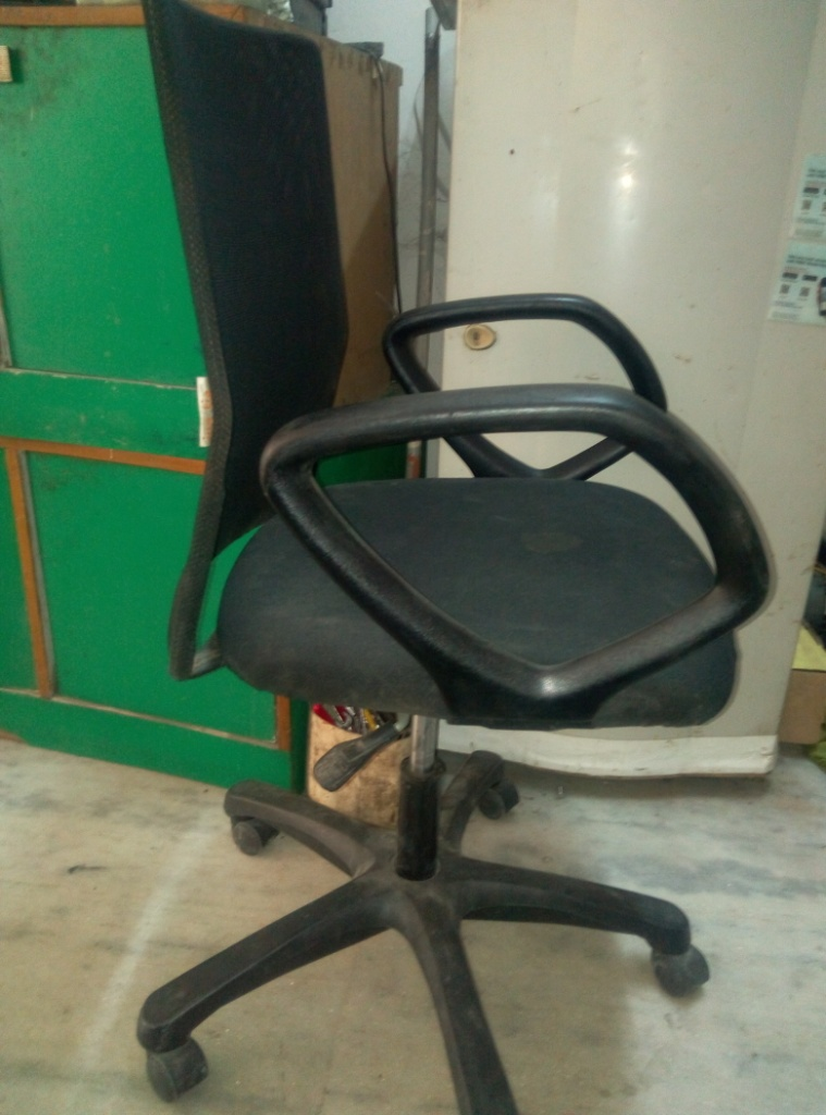 USED BOSS CHAIR